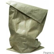 Мешок полипропилен 55*95см зеленый