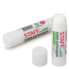 Клей-карандаш STAFF 21гр PVA-основа 220375