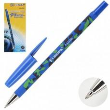 Ручка шар. BEIFA AA-110D Камуфляж синяя