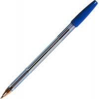Ручка шар. BEIFA AA-927-BL синяя с метал.наконечником Оригинал