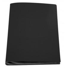 Папка 30 файлов черная 0,35мм Dolce Costo D00430-BK