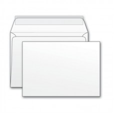 Конверт 162*229мм С5 белый стрип-лента Ряжск 4607122770826