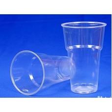Одноразовый стакан 500мл пивной (Пермь)