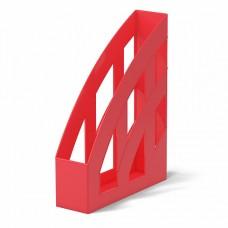 Лоток вертикальный 75мм красный Office ErichKrause 53243