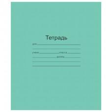 Тетрадь 12л клетка зел/обл МАЯК Т5012Т2 ЗЕЛ 5Г/200 (***)