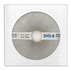 DVD-R VS 4.7GB 16*Cake в бумажном конверте 511555 (ш/к635162)