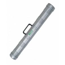 Тубус с ручкой большой 9см/68см Серый Стамм ПТ22