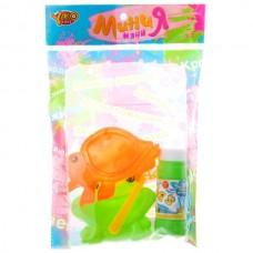 Набор для запускания мыльных пузырей в пакете МиниМаниЯ M6369