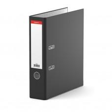 Папка-регистратор А4 70мм ПВХ цвет черный металл.уголок  ErichKrause 269
