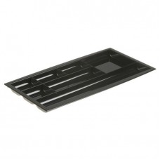 Подставка настольная пластик FIELD чёрный Стамм ОР700