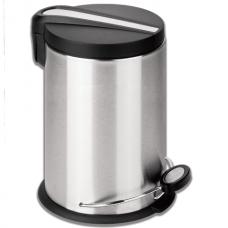 Ведро-контейнер для мусора с педалью 30л сталь (38,4*29,7*30,2см) Лайма Modern 232265