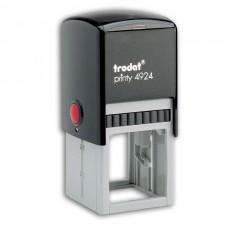Оснастка для печати 40*40мм Trodat 4924/52899 автомат