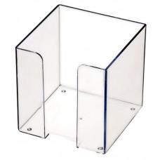 Бокс для блок-куба 90*90*90 прозрачный ПЛ41 Стамм