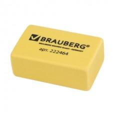 Ластик Brauberg Der Grosse прямоугольный бежевый 40*25*15 мм супермягкий 222464 термопластичная рез