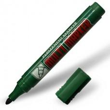 Маркер перм. круглый 3 мм зеленый Multimarker CPM-800