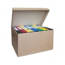 Короб архивный картон 325мм крафт 480*325*295мм А-GDI _3100