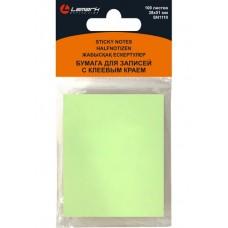 Блок самоклеящ.38*51мм 100л пастель зеленый Lamark SN1110-GN