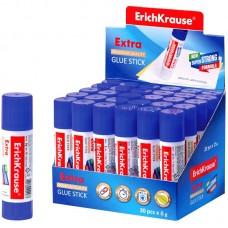 Клей-карандаш ErichKrause  8гр Extra PVP-основа 4433