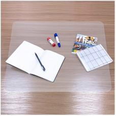 Покрытие на стол для письма А2 Прозрачное матовое 550*650мм Офис-спейс 315376